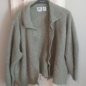 jason maxwell Sweaters - Button down the front sweater 3x